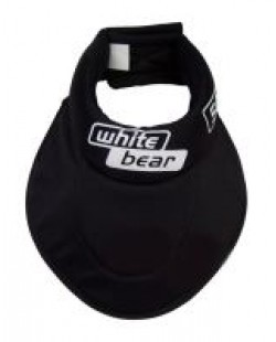 chránič krku brankár WHITE BEAR 400G